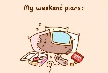 Image result for weekend plans""
