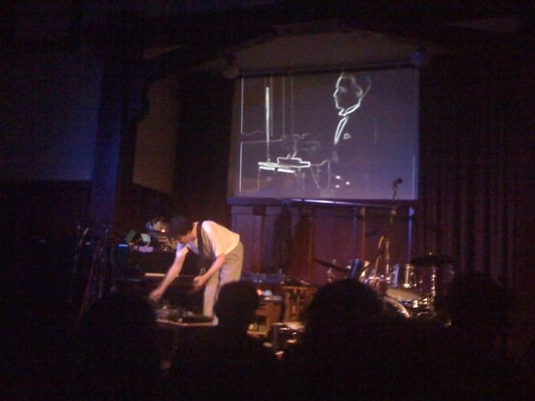 Jon Brion theremin