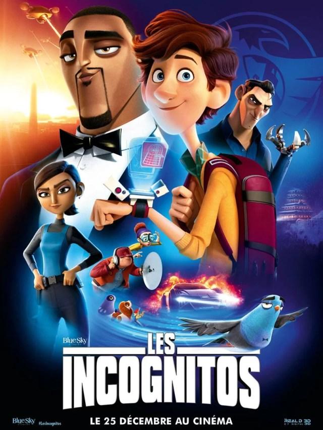 Affiche du film Les Incognitos