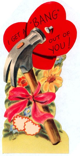 Vintage Valentines The Good The Bad And The Creepy
