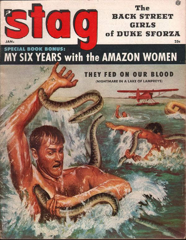 Stag January 1956