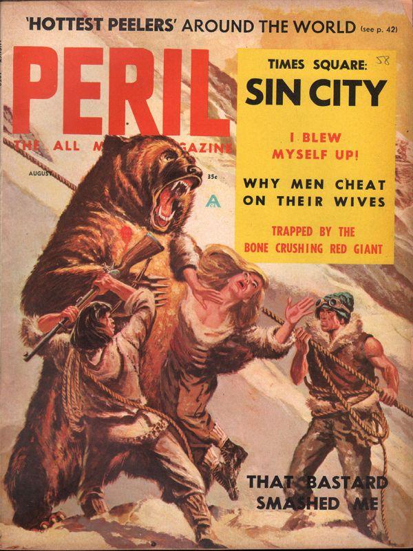 Peril August 1958