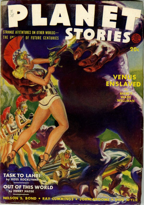 Planet Stories Summer 1942