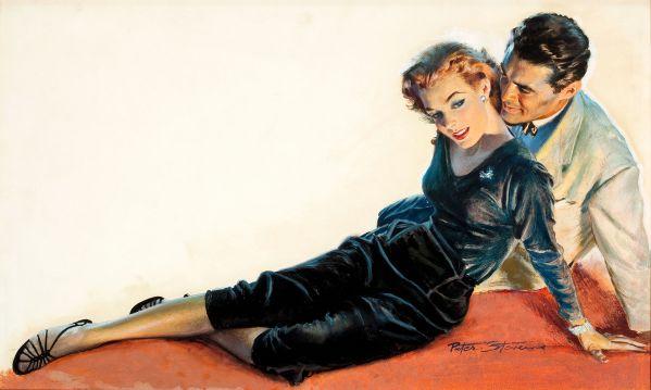 35772414-The_Photographer,_Redbook_magazine_story_illustration,_January_1953