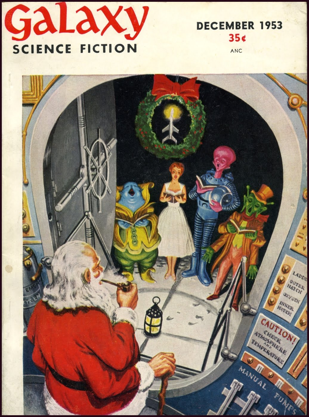 Galaxy Pulp Covers