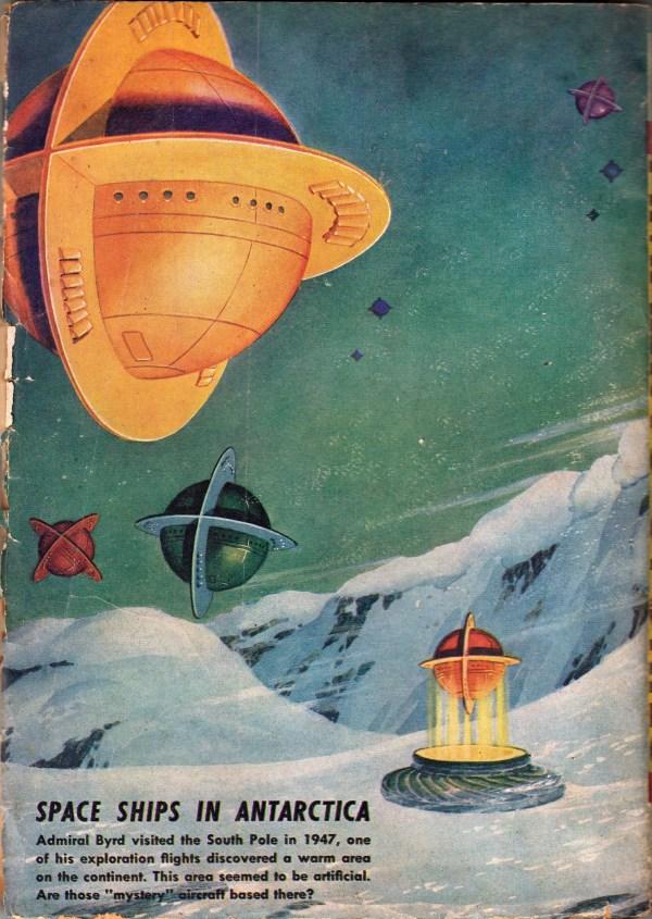 Amazing Stories, February 1948 Back