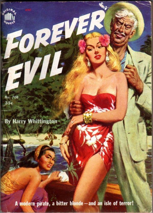Original Novels #708 1952