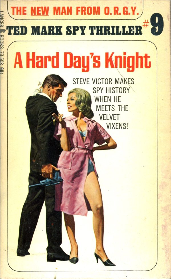 A Hard Day's Knight by Ted Mark. 1966.