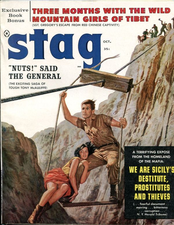 Stag October 1960