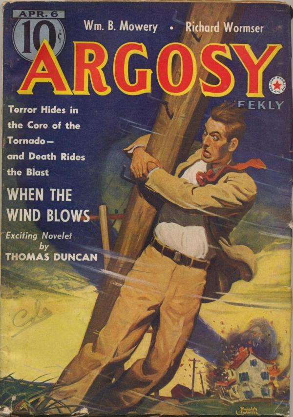 Argosy Weekly April 6, 1940