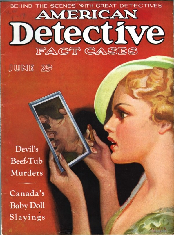 American Detective June 1936