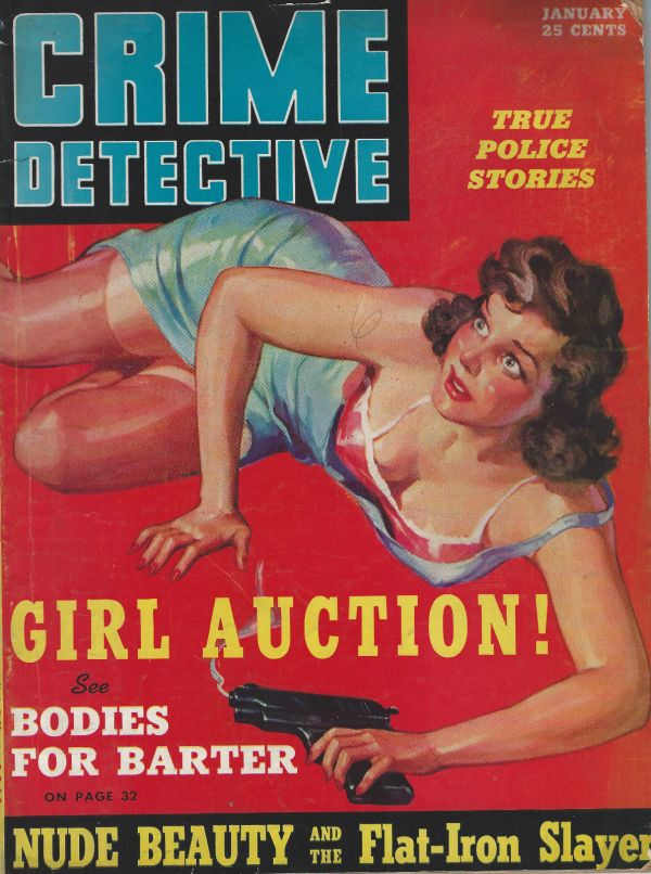 Crime Detective January 1941