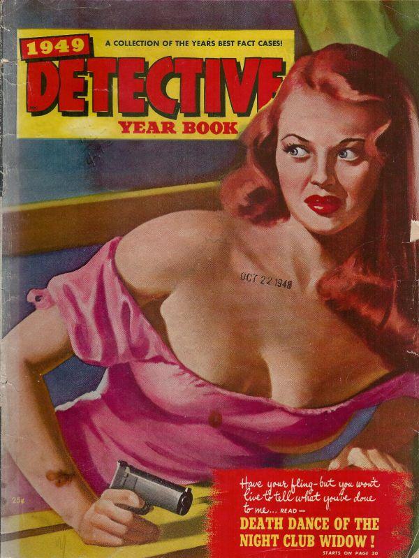 Detective Yearbook 1949