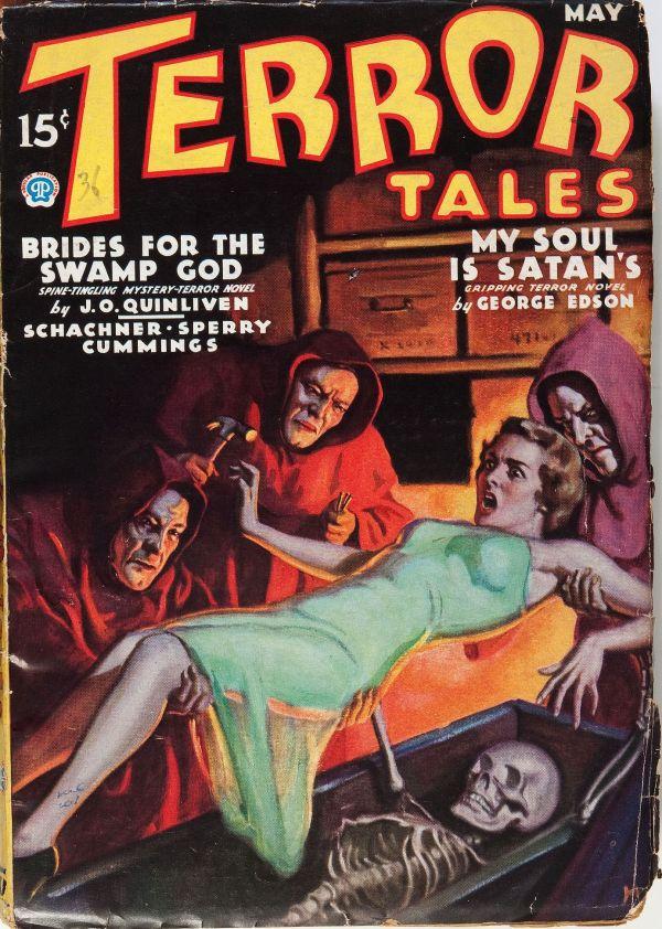 Terror Tales May 1936