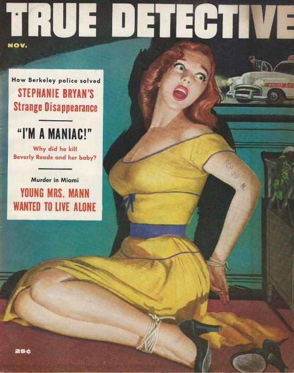 True Detective November 1955