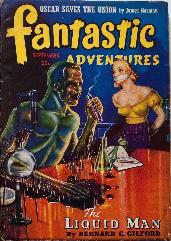 Fantastic Adventures September 1941