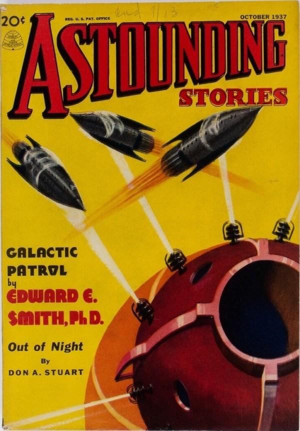 Astounding Stories - October 1937