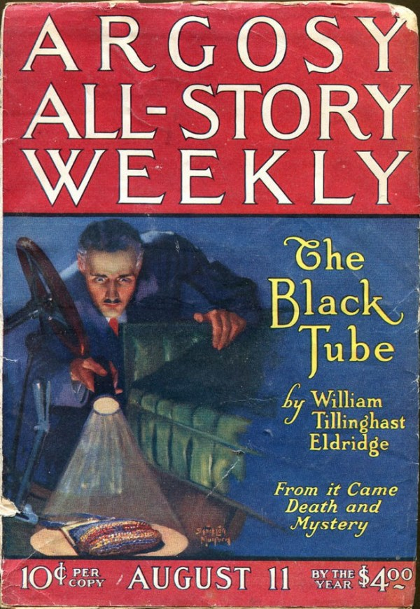 ARGOSY ALL-STORY WEEKLY- August 11, 1923