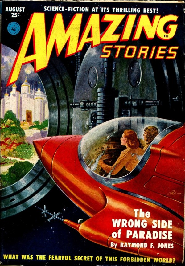 Amazing Stories August 1951