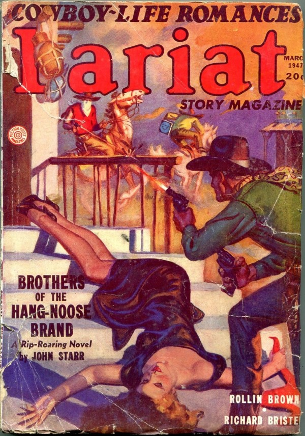 lariat-magazine-march-1947