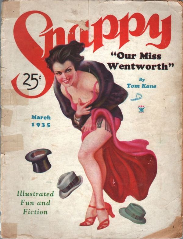 Snappy March 1935