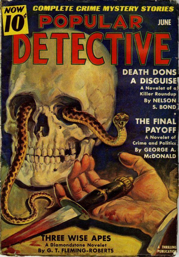 Popular Detective June 1939