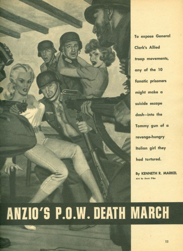 Action for Men, September 1962 (2)
