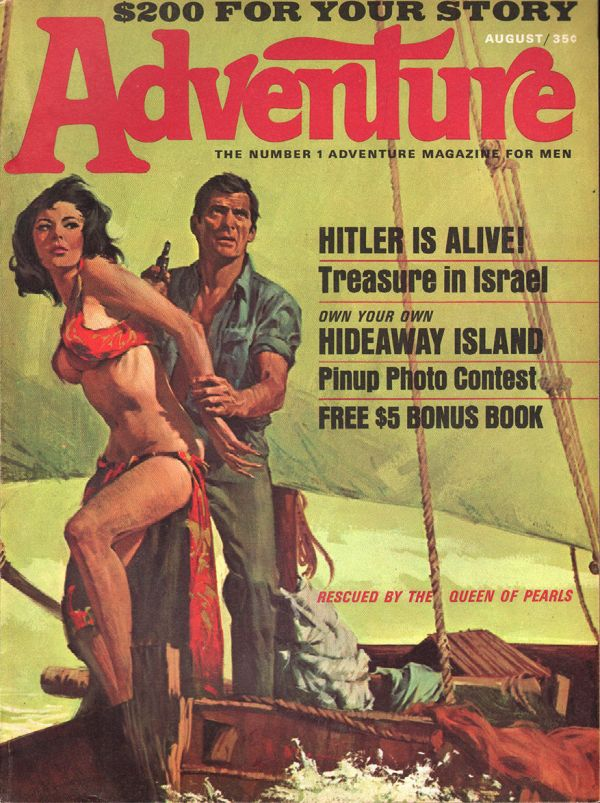Adventure August 1965