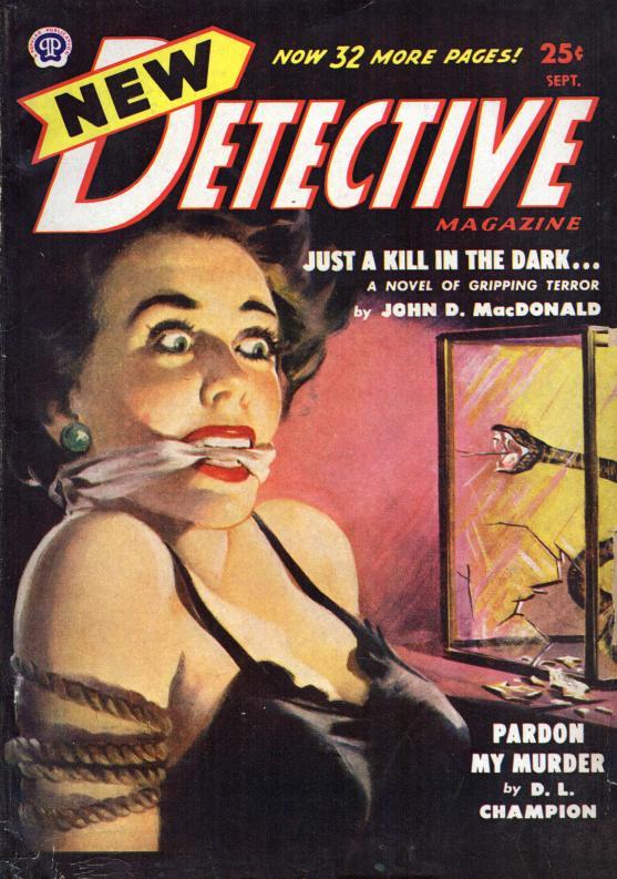 New Detective September 1948
