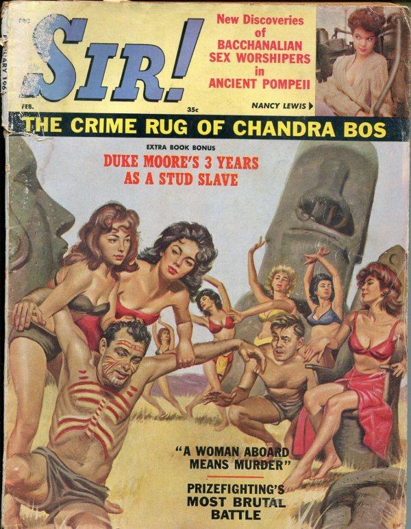Sir! February 1961