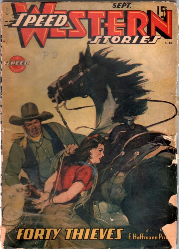 Speed Western Stories September 1944
