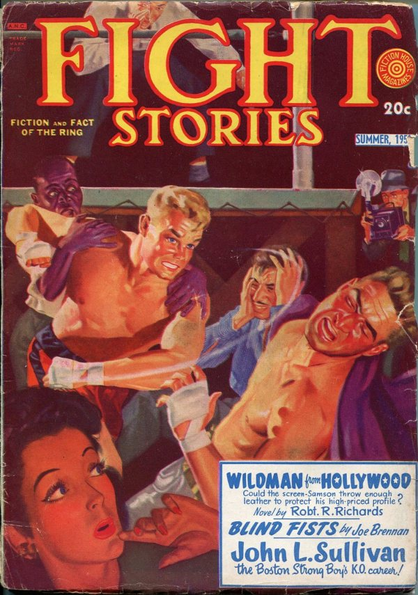 Figth Stories Summer 1950