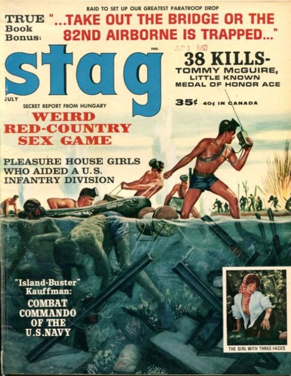 Stag July 1963