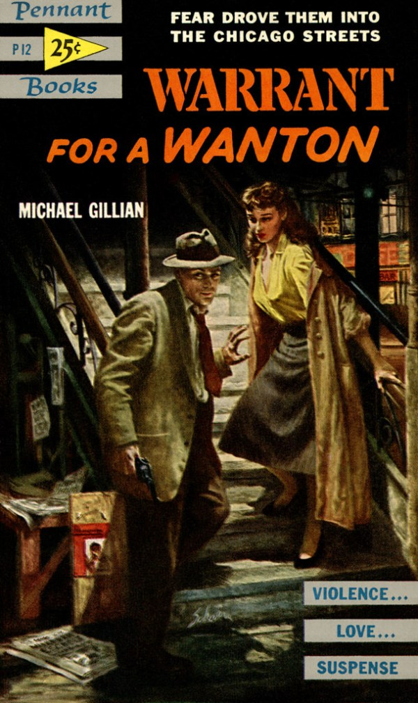 Warrant for a Wanton