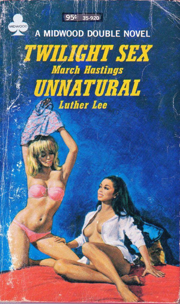 Midwood Double Novel No. 35-920 1968