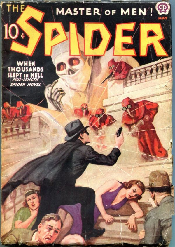 Spider May 1938