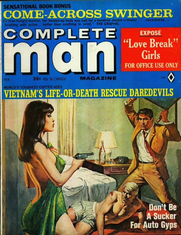 Complete Man February 1967