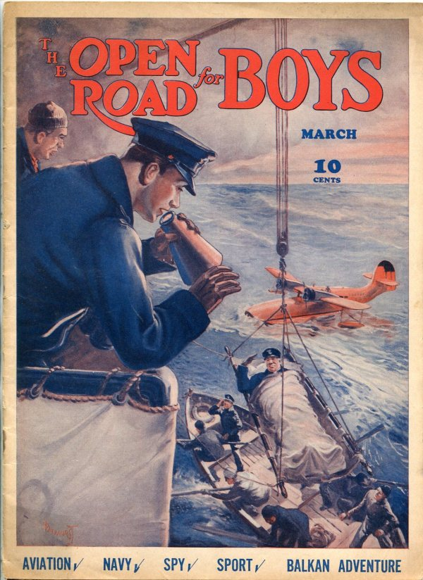 Open Road For Boys March 1941