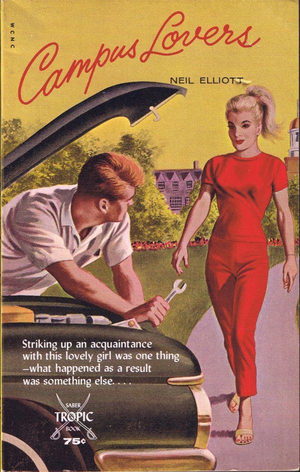 Saber Tropic Book #935 1966