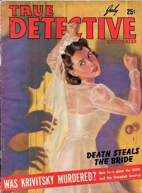 True Detective Mysteries July 1941