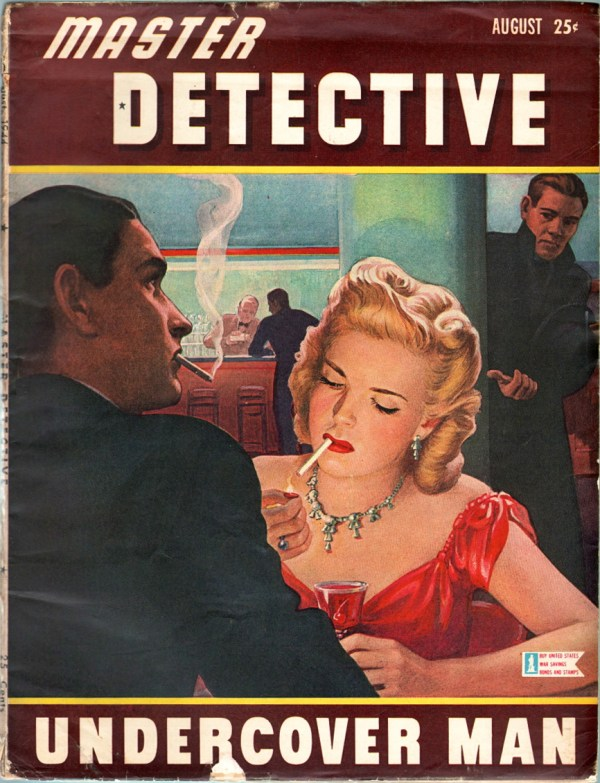 Master Detective - 1944-08