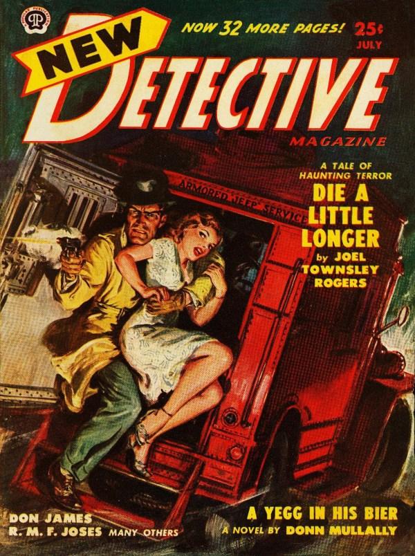 New Detective - 1950-07
