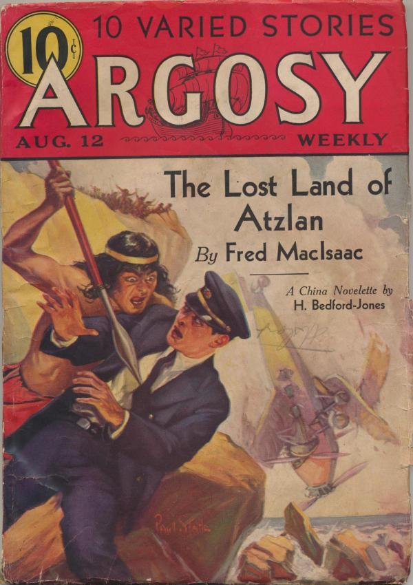 Argosy August 12, 1933