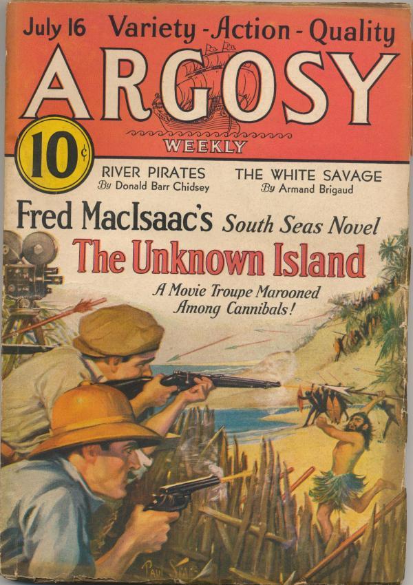 Argosy July 16, 1932