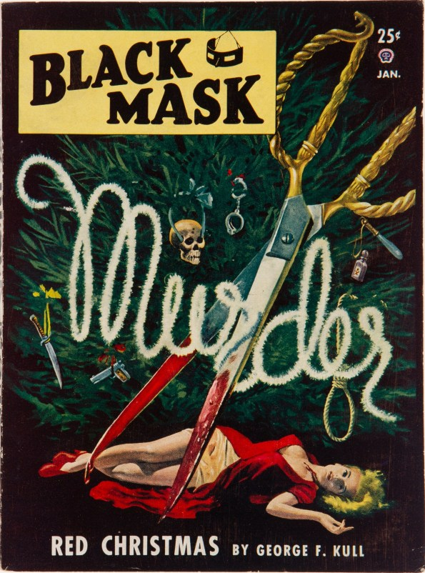 Black Mask January 1948