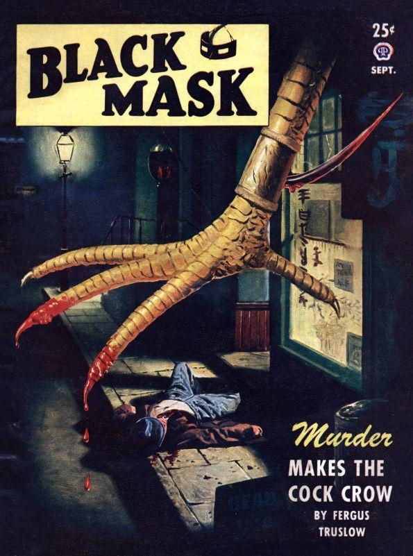 Black Mask September 1947