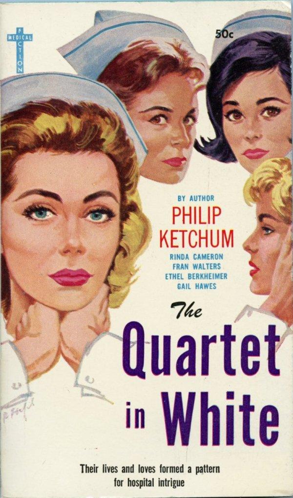Medical Fiction Books 1963