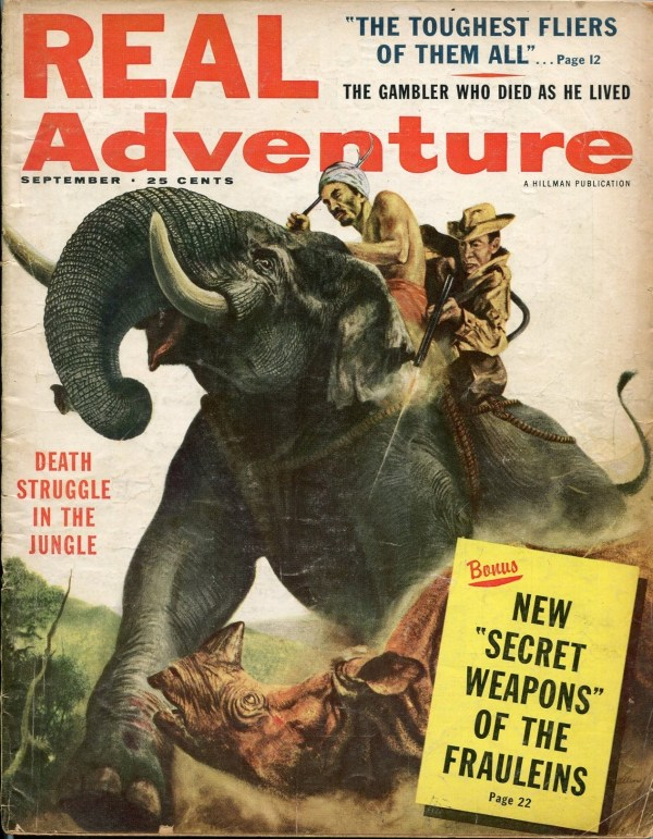 Real Adventure September 1958