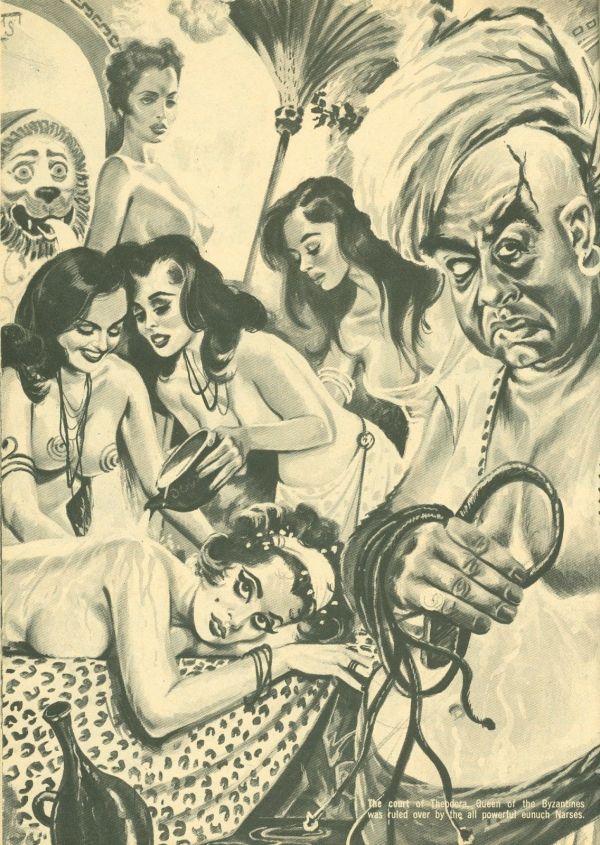 South Sea Stories, November 1962-4