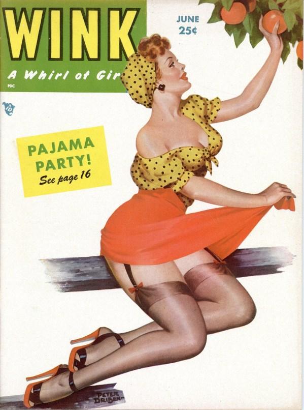 Wink June 1954